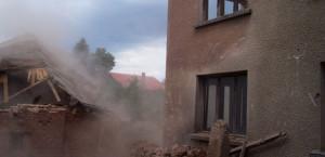 Събаряне на къщи