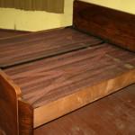 Изхвърляне на стара спалня