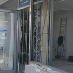 Демонтиране на остъкления и витрини