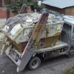 извозване на отпадъци след ремонт